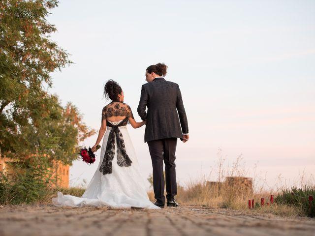 La boda de Hugo y Andrea en Olmedo, Valladolid 19
