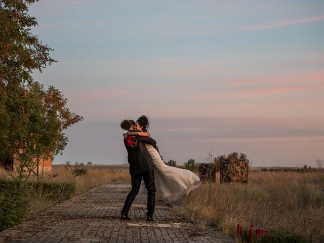 La boda de Hugo y Andrea en Olmedo, Valladolid 20