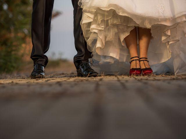La boda de Hugo y Andrea en Olmedo, Valladolid 21