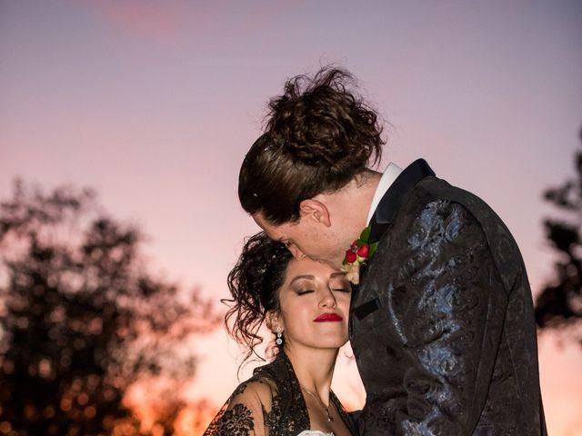 La boda de Hugo y Andrea en Olmedo, Valladolid 22