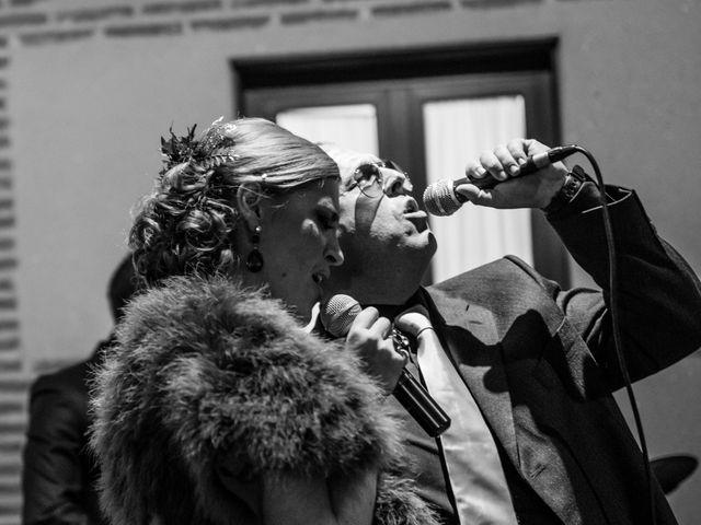 La boda de Hugo y Andrea en Olmedo, Valladolid 24