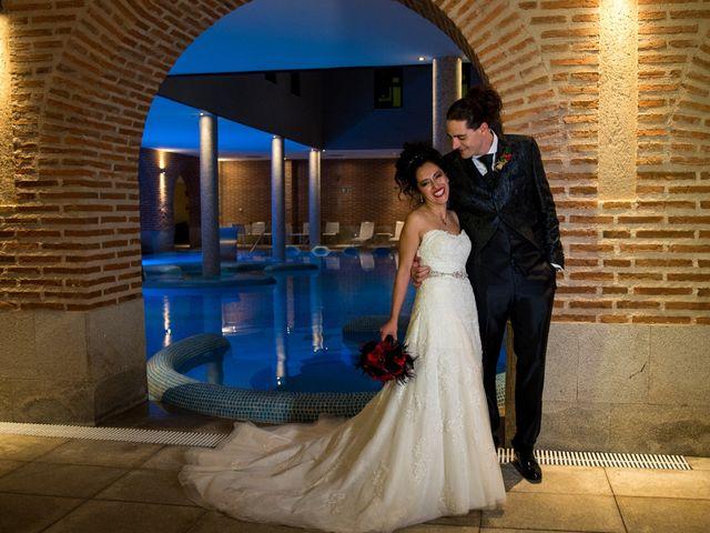 La boda de Hugo y Andrea en Olmedo, Valladolid 26
