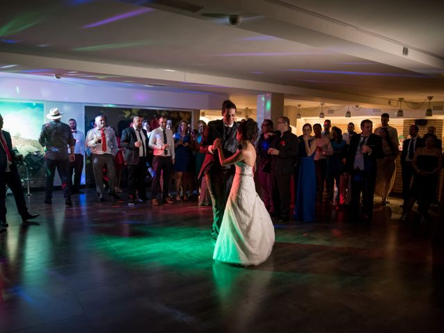 La boda de Hugo y Andrea en Olmedo, Valladolid 29