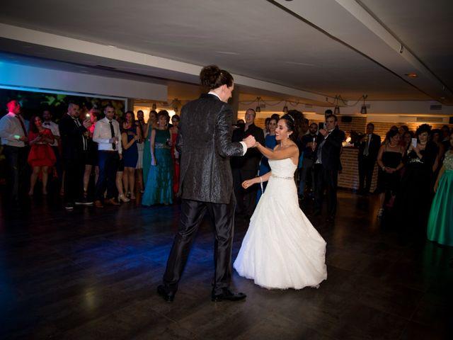 La boda de Hugo y Andrea en Olmedo, Valladolid 30