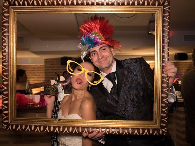 La boda de Hugo y Andrea en Olmedo, Valladolid 32