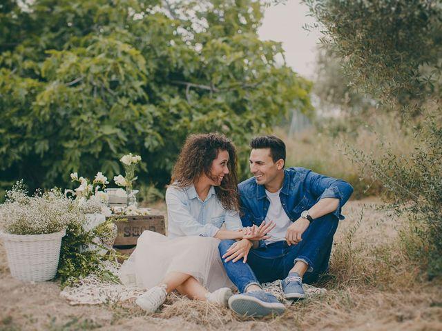 La boda de Jose y Niria en Totana, Murcia 1