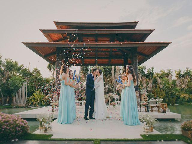 La boda de Niria y Jose