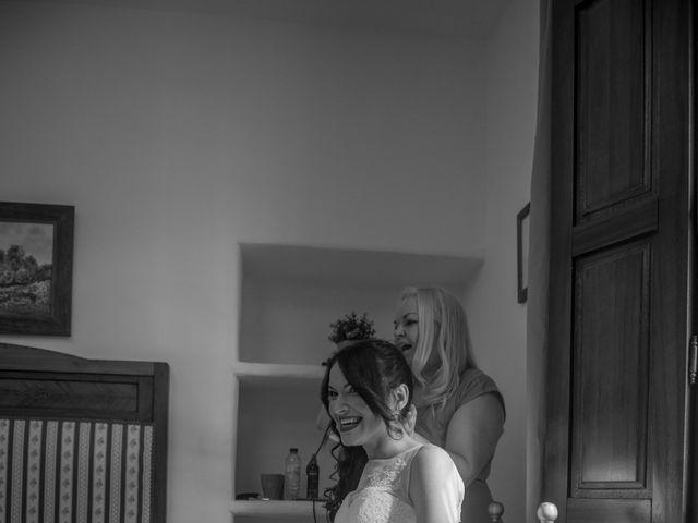La boda de Fidel y Zoraya en Alora, Málaga 18