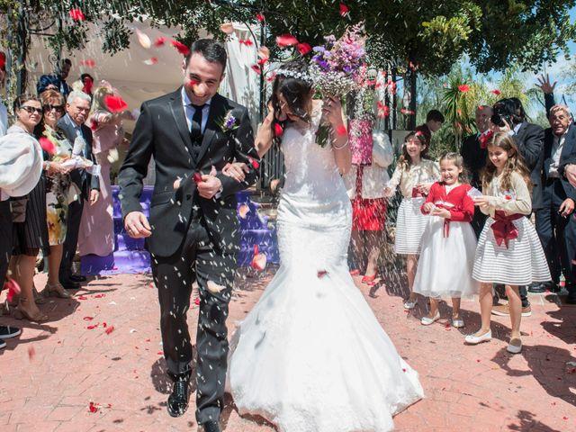 La boda de Fidel y Zoraya en Alora, Málaga 27