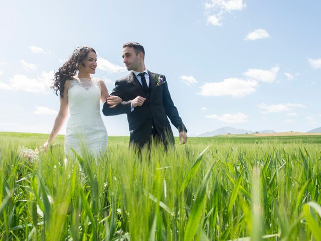 La boda de Zoraya y Fidel