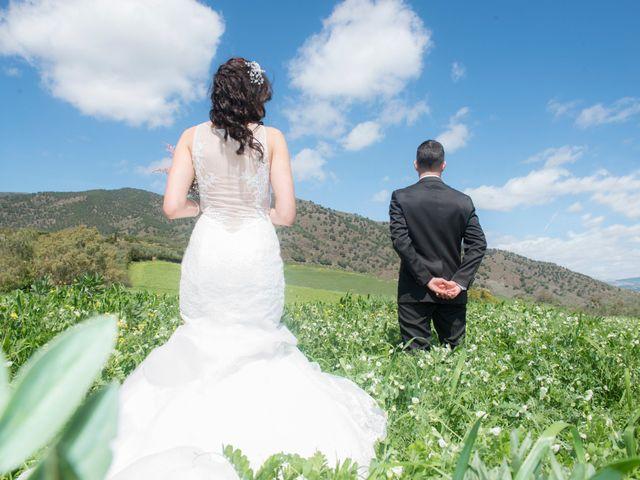 La boda de Fidel y Zoraya en Alora, Málaga 34