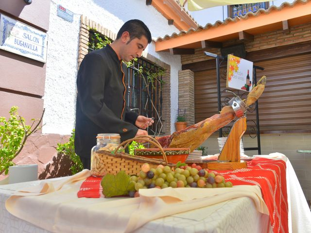 La boda de Fidel y Zoraya en Alora, Málaga 38