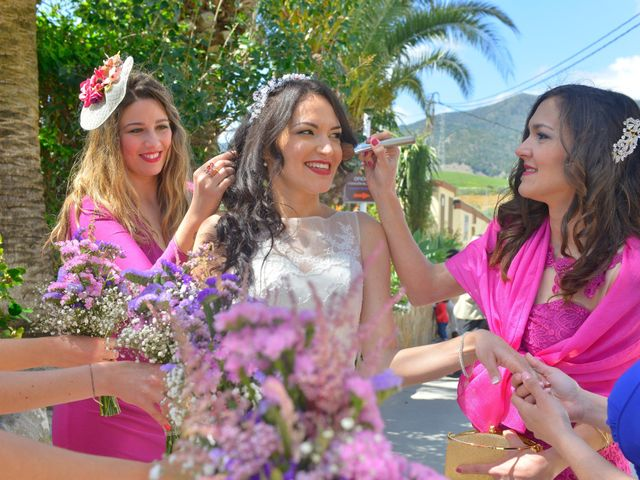 La boda de Fidel y Zoraya en Alora, Málaga 42