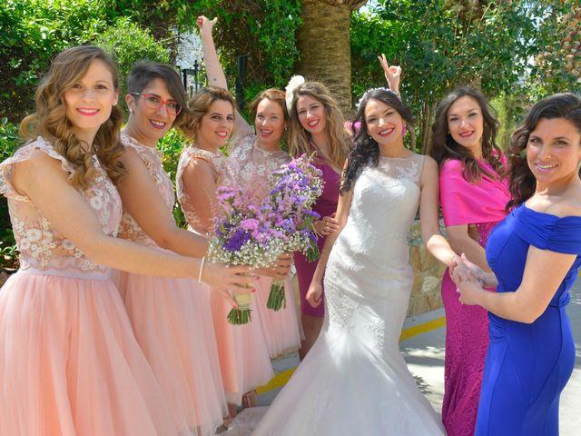 La boda de Fidel y Zoraya en Alora, Málaga 43