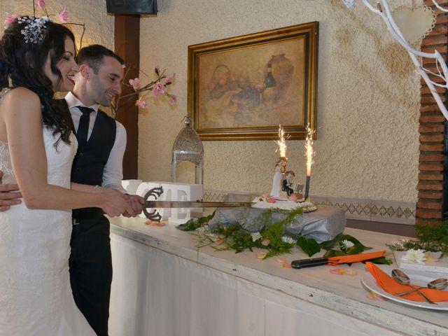 La boda de Fidel y Zoraya en Alora, Málaga 45
