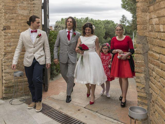 La boda de Jose Carlos y Eva en Rubi, Barcelona 1