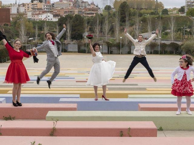 La boda de Jose Carlos y Eva en Rubi, Barcelona 2