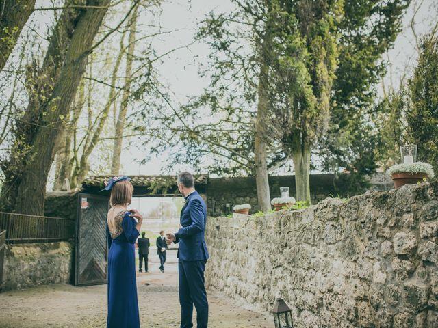 La boda de Jorge y Olga en Villanubla, Valladolid 35