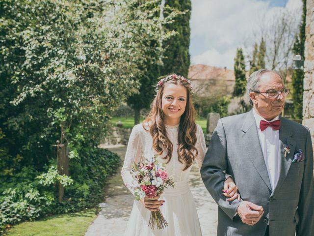 La boda de Jorge y Olga en Villanubla, Valladolid 39