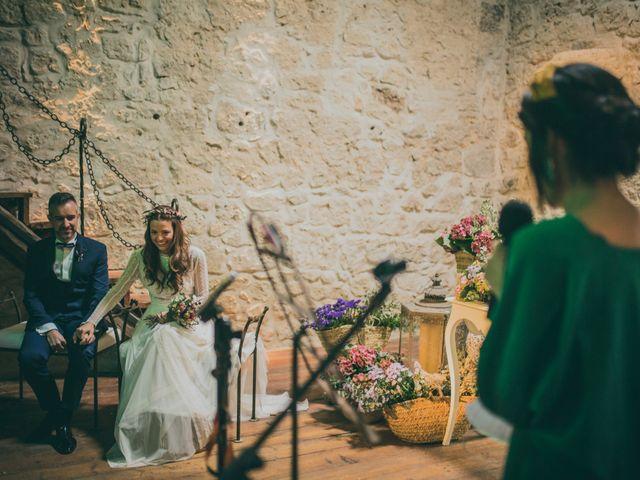 La boda de Jorge y Olga en Villanubla, Valladolid 43