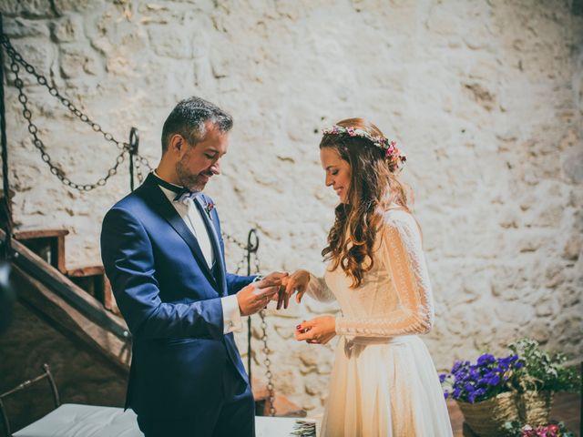 La boda de Jorge y Olga en Villanubla, Valladolid 52