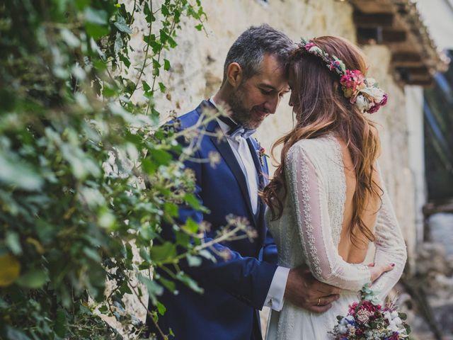 La boda de Olga y Jorge