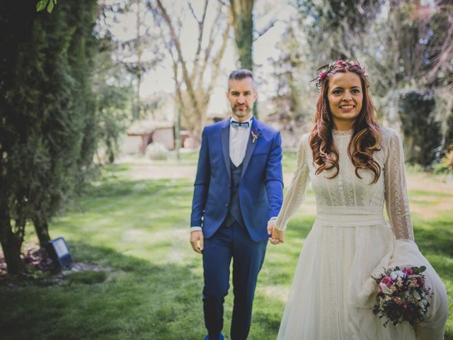 La boda de Jorge y Olga en Villanubla, Valladolid 61