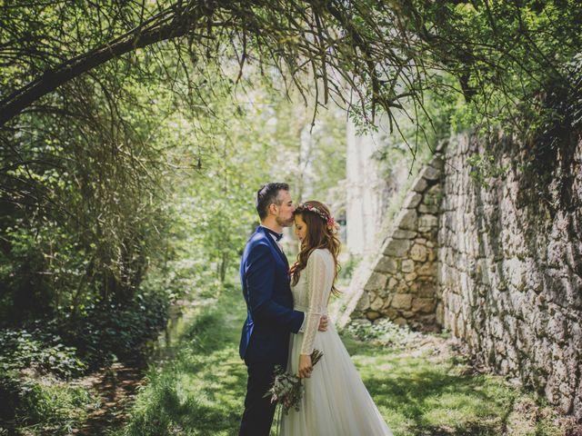 La boda de Jorge y Olga en Villanubla, Valladolid 64