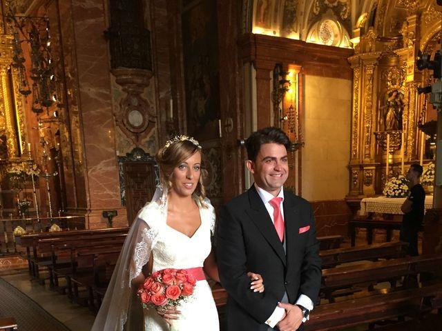 La boda de Andrés y María en Sevilla, Sevilla 10