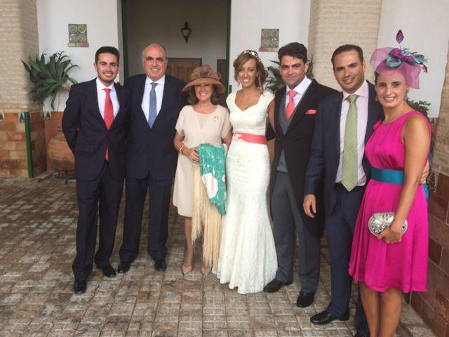 La boda de Andrés y María en Sevilla, Sevilla 24