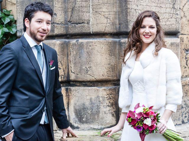 La boda de Jorge y Fátima en La Manjoya, Asturias 19