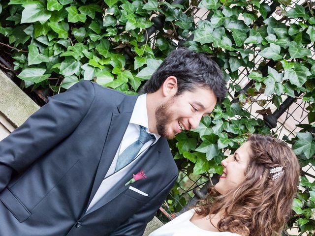 La boda de Jorge y Fátima en La Manjoya, Asturias 20