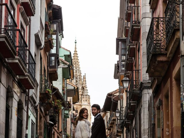 La boda de Jorge y Fátima en La Manjoya, Asturias 22