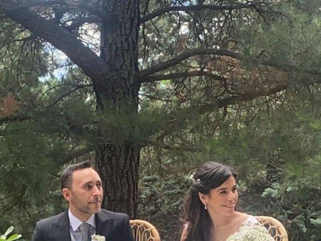 La boda de Mario y Isabel  en Lozoya Del Valle, Madrid 1