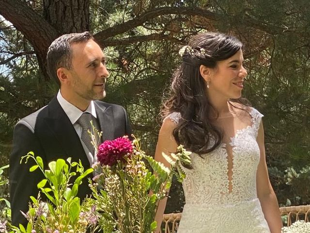 La boda de Mario y Isabel  en Lozoya Del Valle, Madrid 5