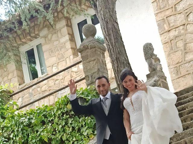 La boda de Mario y Isabel  en Lozoya Del Valle, Madrid 6