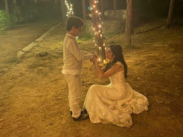 La boda de Mario y Isabel  en Lozoya Del Valle, Madrid 7