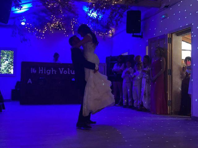 La boda de Mario y Isabel  en Lozoya Del Valle, Madrid 2