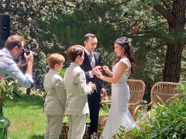 La boda de Mario y Isabel  en Lozoya Del Valle, Madrid 10