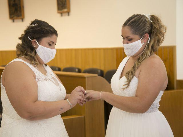 La boda de Natalia y Bea en Valencia, Valencia 1