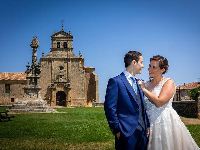 La boda de Alex y Marta en Soria, Soria 2