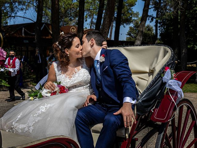 La boda de Alex y Marta en Soria, Soria 6