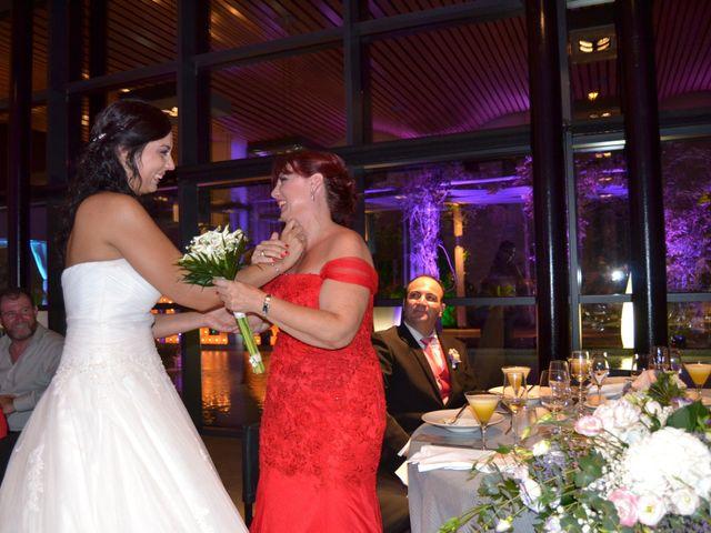 La boda de Marc y Sandra en Benicàssim/benicasim, Castellón 2