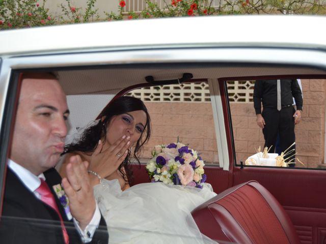 La boda de Marc y Sandra en Benicàssim/benicasim, Castellón 11