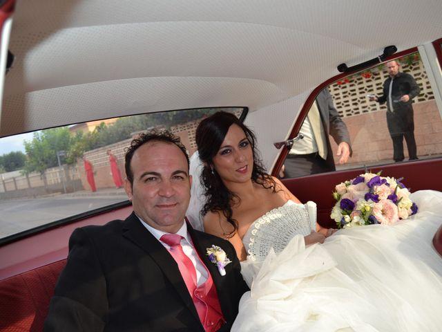 La boda de Marc y Sandra en Benicàssim/benicasim, Castellón 12