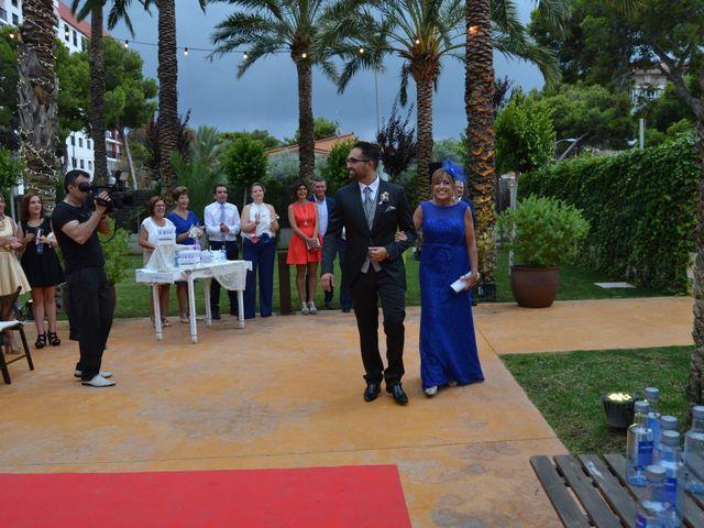 La boda de Marc y Sandra en Benicàssim/benicasim, Castellón 13