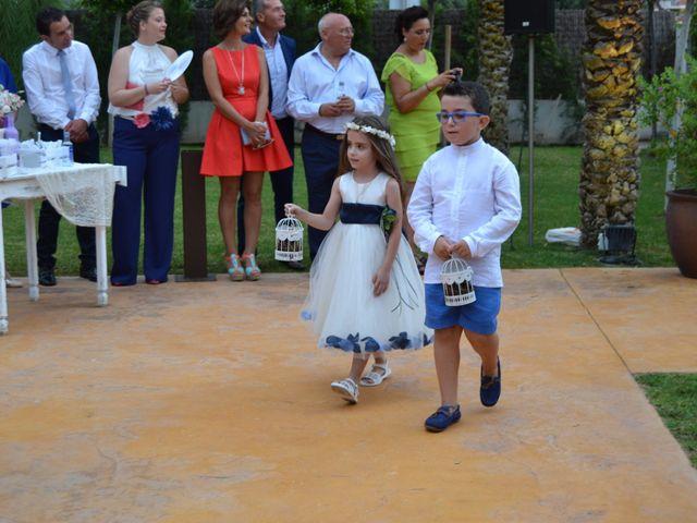 La boda de Marc y Sandra en Benicàssim/benicasim, Castellón 14
