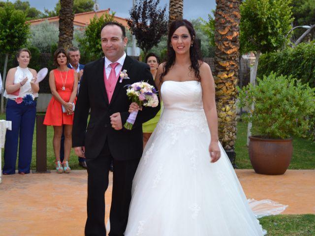 La boda de Marc y Sandra en Benicàssim/benicasim, Castellón 15