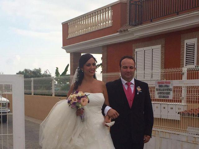 La boda de Marc y Sandra en Benicàssim/benicasim, Castellón 16