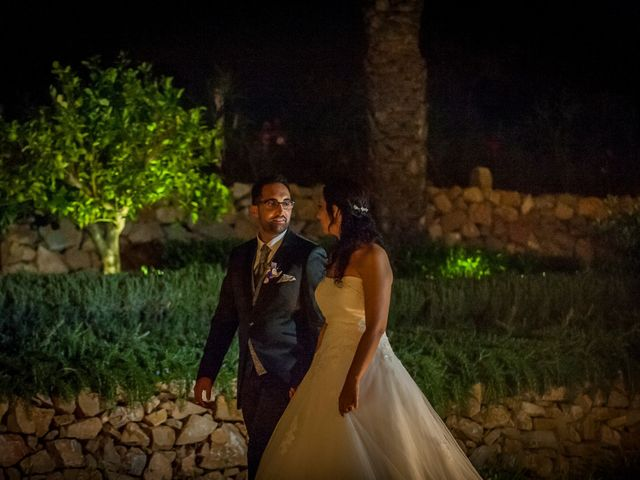 La boda de Marc y Sandra en Benicàssim/benicasim, Castellón 19